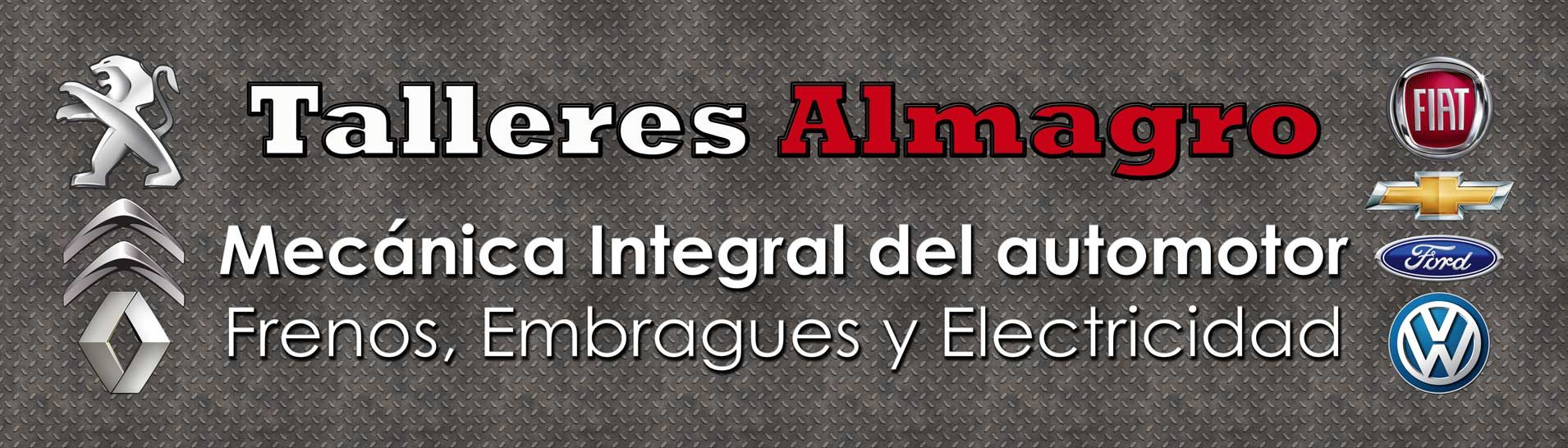 Talleres Almagro. Mecánica Integral del Automotor